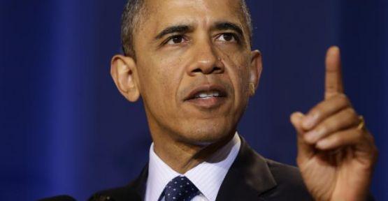 Obama:''Suriye Kritik Süreçte''