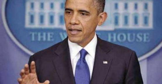 Obama:'Suriye'nin İşbirliğine Yaklaşmayacağını Düşünüyorum'