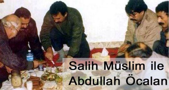 Öcalan ve Müslim Ayni Karede