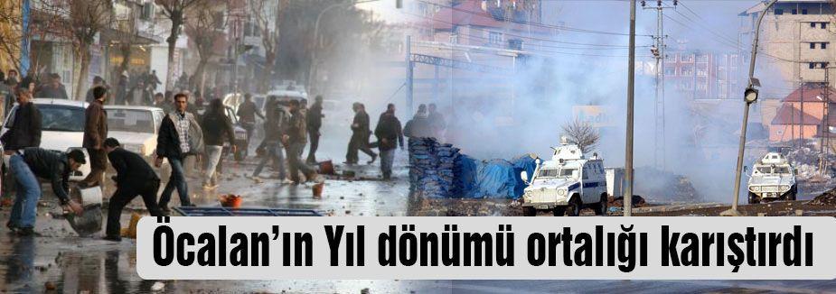 Öcalan'ın Yıl dönümü ortalığı karıştırdı