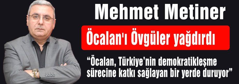 Öcalan'ı Övdü, Gülen'e Sövdü!