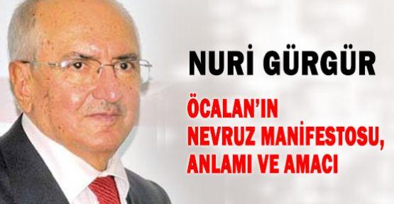 Öcalan'ın Nevruz Manifestosu