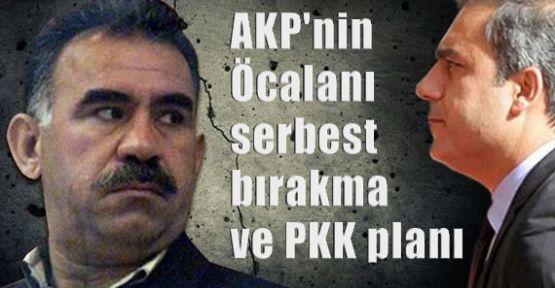 Öcalanın Serbest Bırakması ve PKK Planı