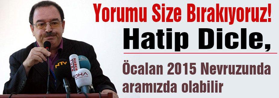 Öcalan'ın tahliye olacağı tarihi açıkladı