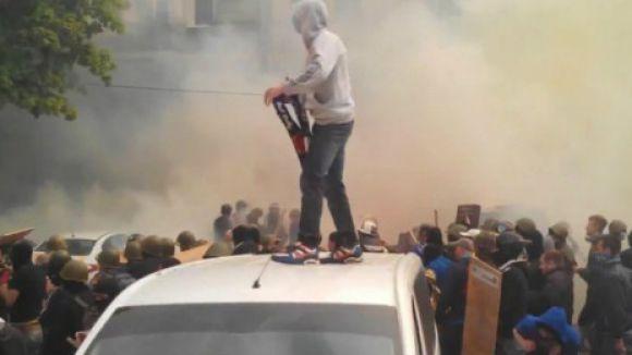 Odessa'da çatışmalarda 31 kişi öldü