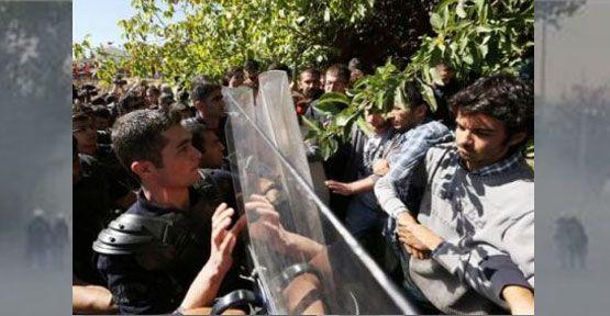 ODTÜ'de Polis Müdahalesi...