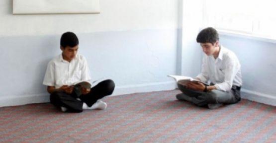 Okullarda İbadet Özgürlüğü Geliyor...