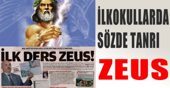 Okullarında ''ZEUS'' Skandalı