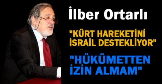 Oltarlı: Kürt Hareketinin En Büyük Destekçisi İsrail