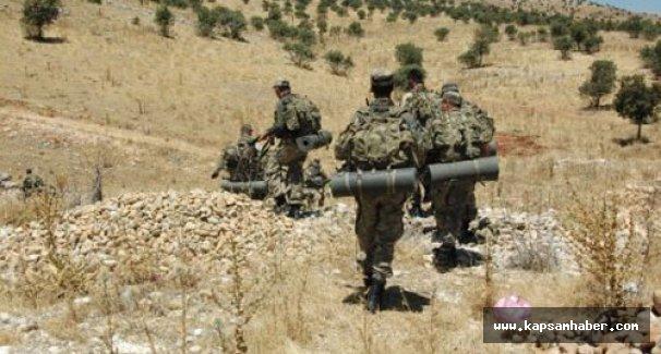 Operasyonda 6 PKK'lıyı etkisiz hale getirdi