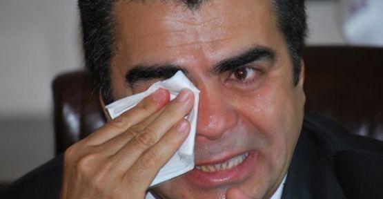 Ordu Valisi Gözyaşlarına Boğuldu...