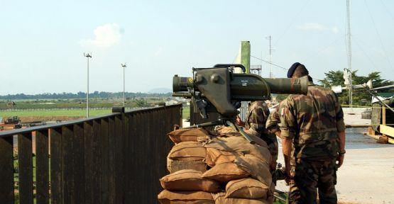 Orta Afrika Cumhuriyeti'ndeki çatışmalar...