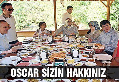 OSCAR SİZİN HAKKINIZ...