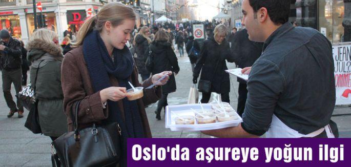 Oslo'da aşure...