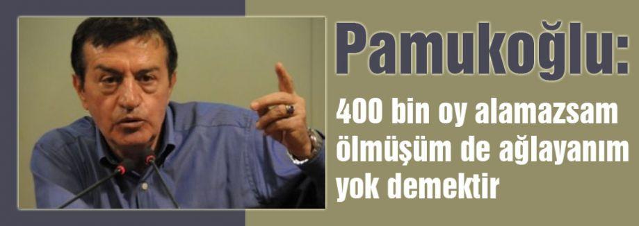 Osman Pamukoğlu seçimlere bağımsız girecek
