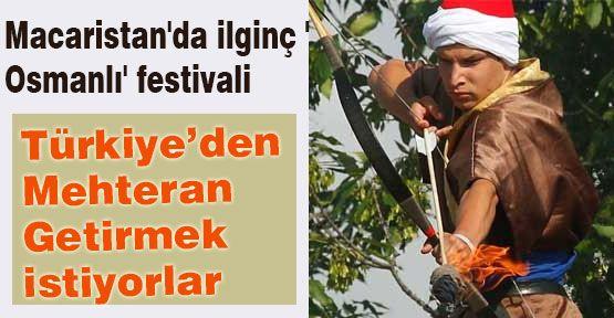 Osmanlı Festivali Büyük İlgi Topladı