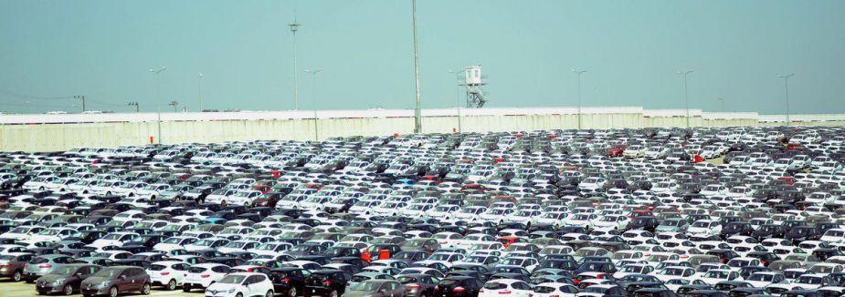 Otomotiv ihracatı Hızlanıyor...