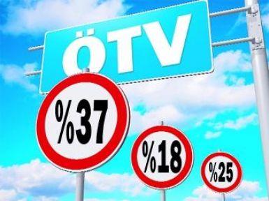 ÖTV'den Oluk Oluk Para Akıyor...