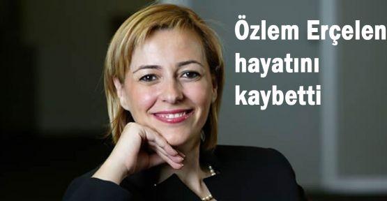 Özlem Erçelen'in Eşinden Duygu Dolu Veda...