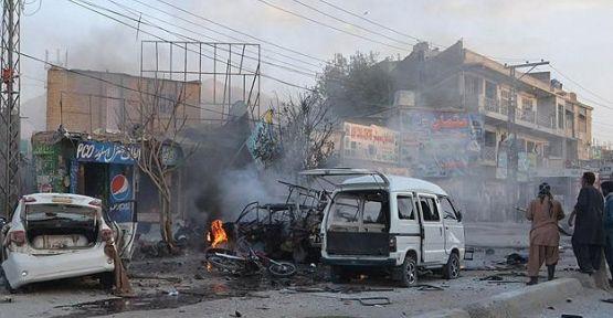 Pakistan'da İHA saldırısı