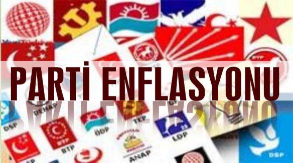 PARTİ ENFLASYONU