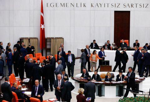 Partilerin komisyon çalışmaları başladı...