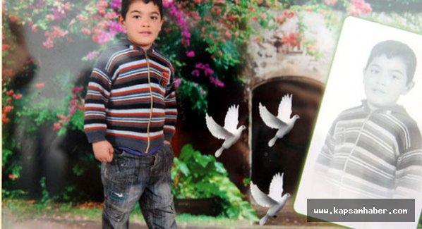 Patlamada hayatını kaybeden küçük Tahsin toprağa verildi