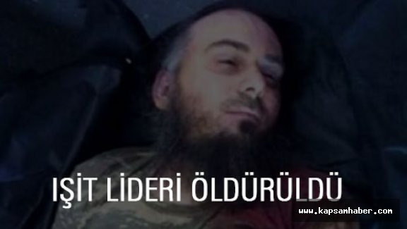 Pentagon: IŞİD lideri öldürüldü