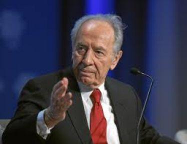 Peres:'Esed Bir Şekilde Gidecek'