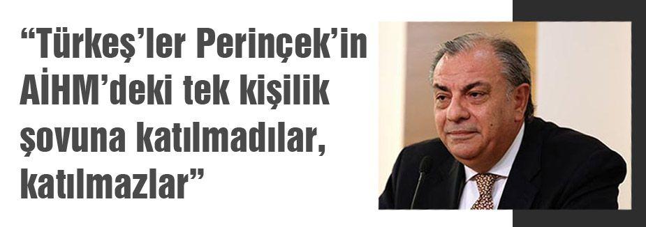 Perinçek'in Sahne Performansına Türkeş'ler Katılmazlar