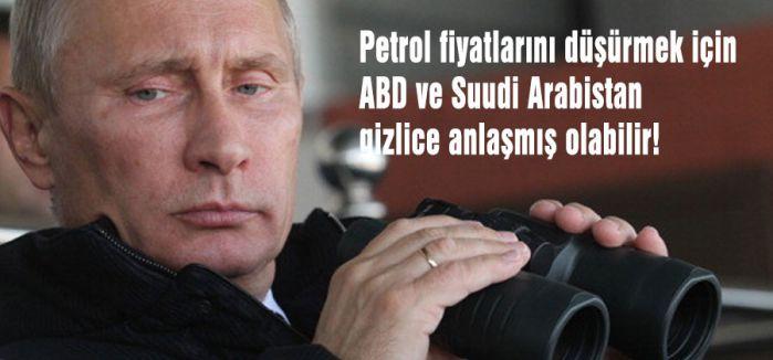 Petrol Fiyatlarının düşmesini Rus Lider nasıl değerlendirdi?