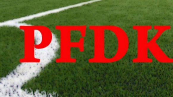 PFDK 9 dosyayı karara bağladı