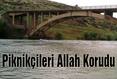 Piknikçileri Allah Korudu