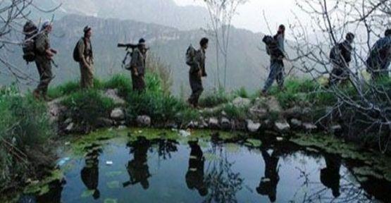 PKK Çekilemez...