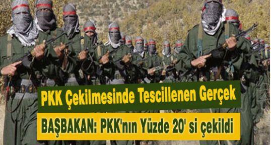PKK Çekilmesinde Tescillenen Gerçek