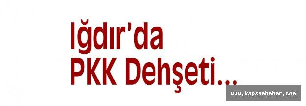 PKK Dehşeti...