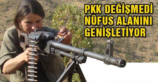PKK eliti  tanrı tanımaz