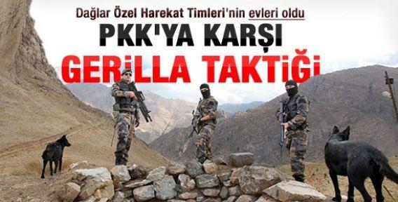 PKK ile mücadele sil baştan
