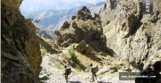 PKK Kaçacak yer arıyor...
