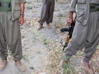 PKK, Karakolları Tahrip Ediyor,,,