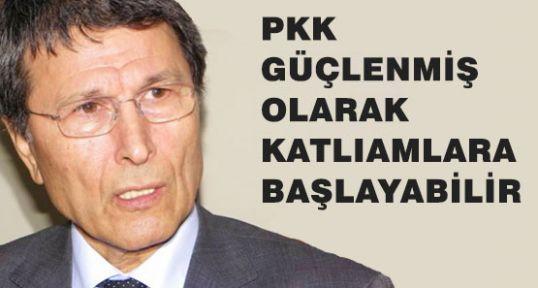 PKK, Katliamlara Başlayabilir