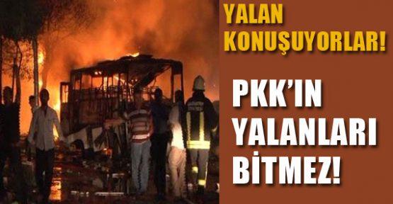 PKK 'nın Yalanları Bitmez