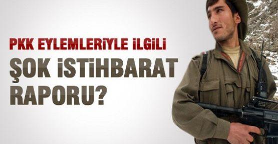 PKK Raporundaki Korkunç Bilgi