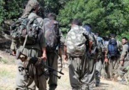 PKK Şehre İniyor...