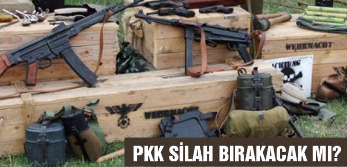 PKK Silah Bırakacak mı?