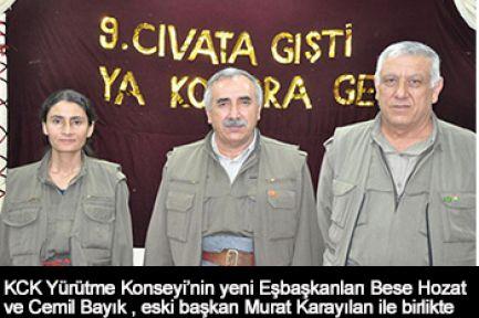 PKK'da Değişiklikler Olunca...