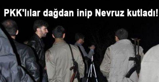 PKK'lı Nevruz Kutlaması