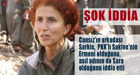 PKK'lı Sakine Ermenimiydi