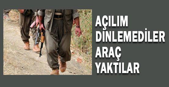 PKK'lılar Açılım Dinlemedi