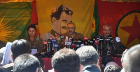 PKK'nın Çekilme Planı